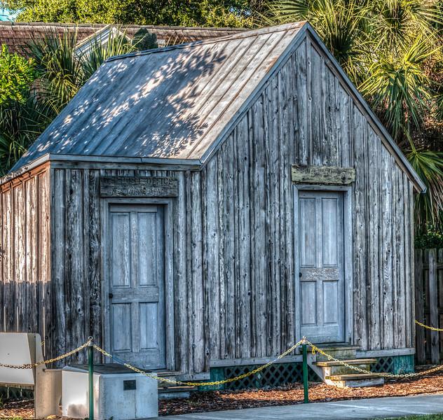 • Location - Melbourne Beach<br /> • Replica of the original Melbourne Beach Post Office
