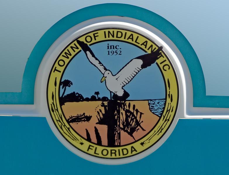 Indialantic Logo