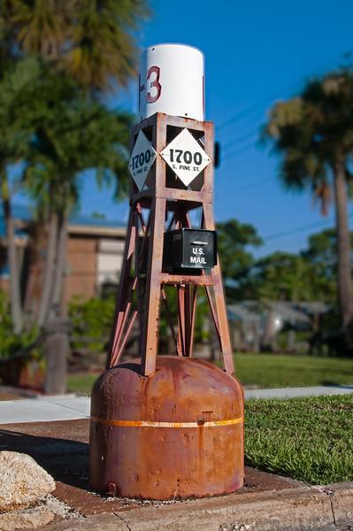 Buoy Mail Box