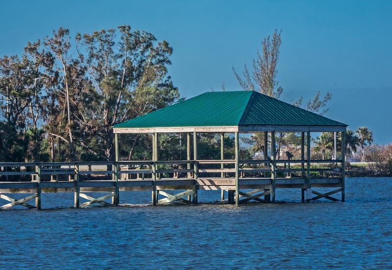 Location - Ernest Kovwen-Hoven Riverside Park