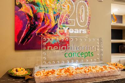 Neighboring Concepts 20th Anniversary Celebration 12-10-16 by Jon Strayhorn