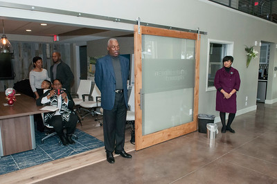 Neighboring Concepts Office Dedication 12-11-16 by Jon Strayhorn