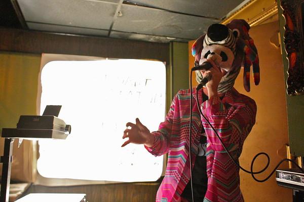 Neil Hamburger at The Whig 12.15.09