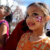 "Erina Shresthra, 6, has a flag of Nepal painted on her cheek.<br /> Residents in and around Boulder, celebrated Nepal Day 2011 with a parade down Pearl Street.<br /> For a video and photo gallery of the Nepal Day, go to  <a href=""http://www.dailycamera.com"">http://www.dailycamera.com</a>.<br /> Cliff Grassmick/ April 16, 2011"