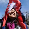 Nepal New Year Parade