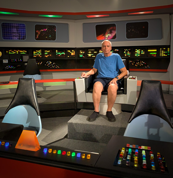USS Enterprise (NCC-1701) Bridge