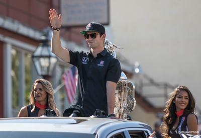 Nevada City Constitution Parade 2016