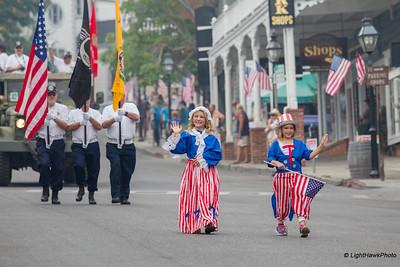 Nevada City Constitution Parade 2015