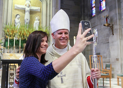 "New Auxiliary Bishop Bernard E. ""Ned"" Shlesinger III"