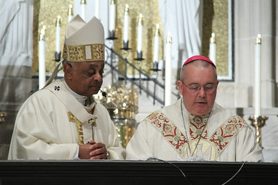 Chrism Mass @ Cathedral (2013)