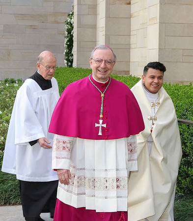 New Bishop Joel M. Konzen, SM