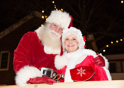 New Canaan Holiday Stroll