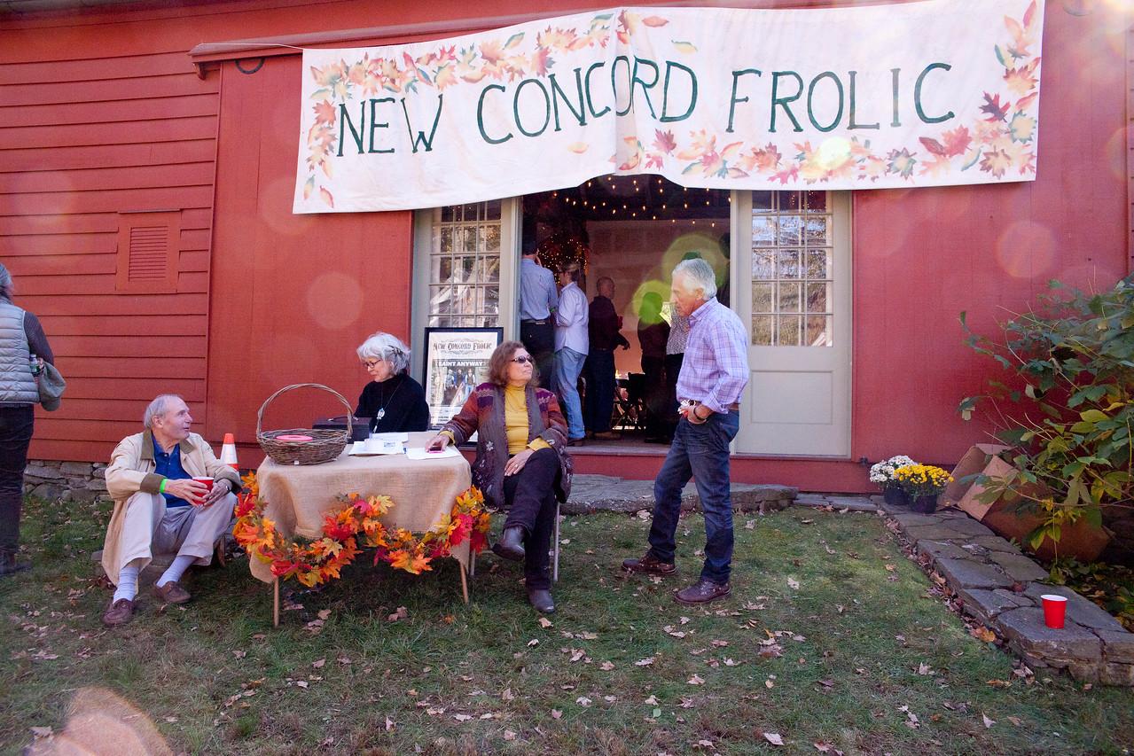 Fall Frolic 2013. New Concord, NY
