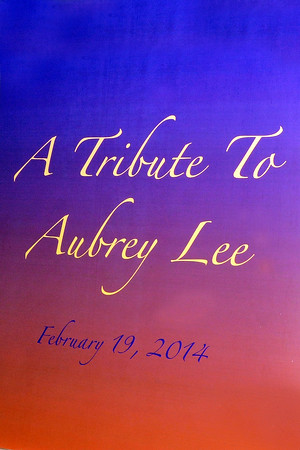 "New Detroit, ""A Tribute to Aubrey Lee"", January 19, 2014"