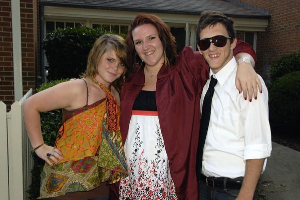 New Garden Graduation 2009