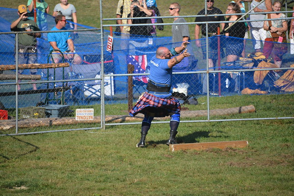 New Hampshire Scottish games