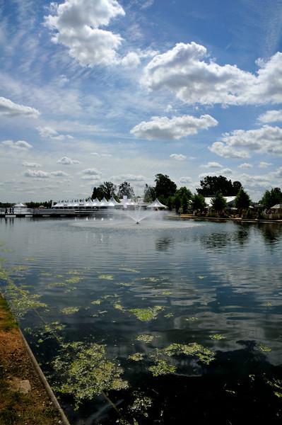 Hampton Court Lake