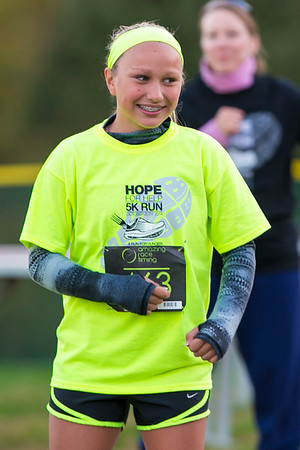New Hope 5K Run
