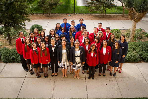 New Mexico CTSO 2015-16 State Officers