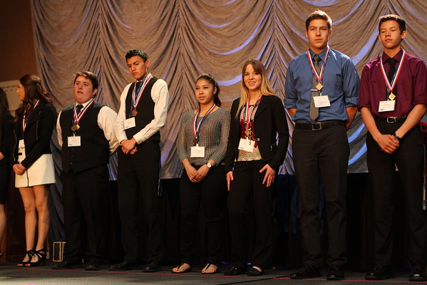 New Mexico DECA 2016 State Conference