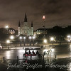 New Orleans Jackson Square and St Louis Cathedral