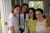 Talia, Hannah, Lena & Sofi.