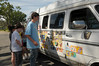 We thought we heard that familiar sound of an ice cream truck.