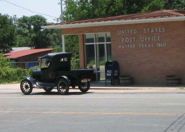 Small Town -Texas......... Nice Ride