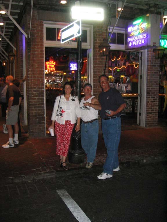 Sandy, Tony, & Bob