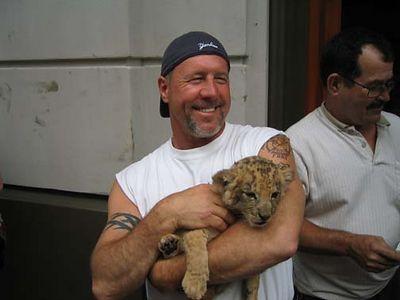 Tony - LION TAMER