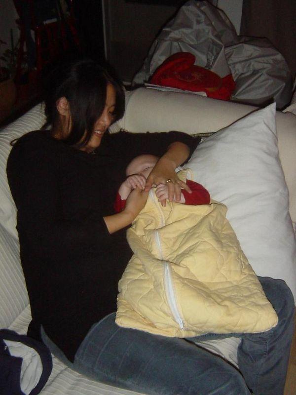 After midnight Jorick went to sleep