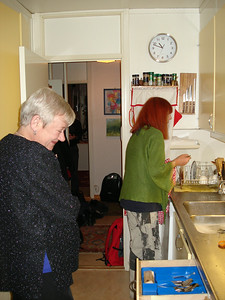 Mor Sandberg och Gunvor