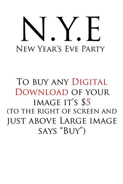 NYE event buy