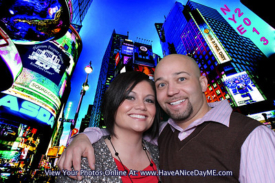 New Years Eve - Riverpark Center - 2013