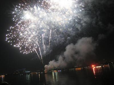 Fireworks Dubai NYE 2007