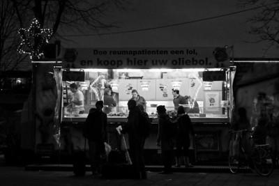 Oliebol - a Dutch New Year's Eve treat