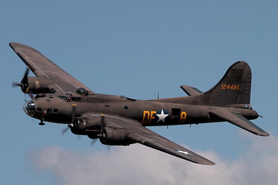 "B-17 Flying Fortress ""Memphis Belle"""
