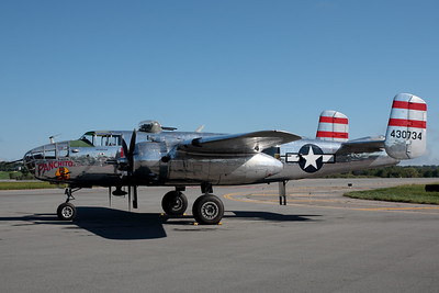 "B-25 Mitchell ""Panchito"""