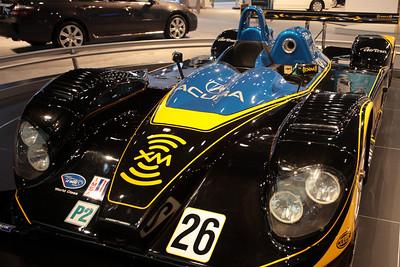 Acura's LMP2 class racer.