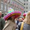 Woman in Peeps Hat, Easter Parade, New York City, 2013
