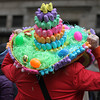 Peeps Hat, Easter Parade, New York City, 2013