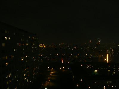 Fireworks over Stockholm