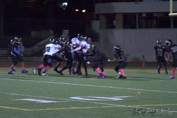 Asbury Park Midgets at Newark  Weequack highschool  10/04/14