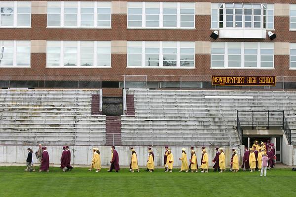 Newburyport HS Graduation 2006