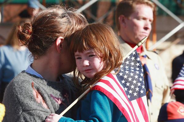Newburyport Veterans Day Parade, Nov. 11, 2006