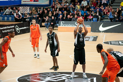 Newcastle Eagles - Jan 2011