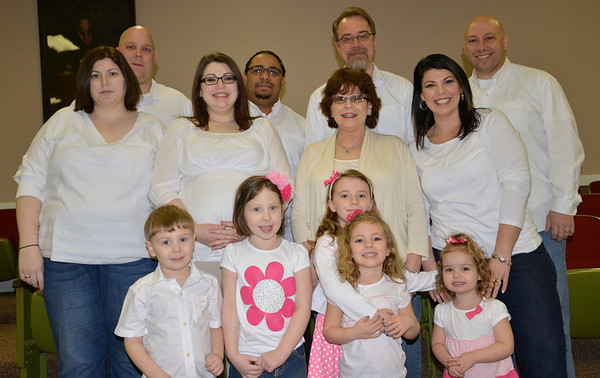 Newcomb Family: 2/22/14