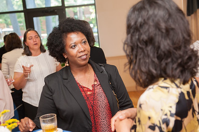 Newly Promoted & Tenured Faculty Reception, September 2016