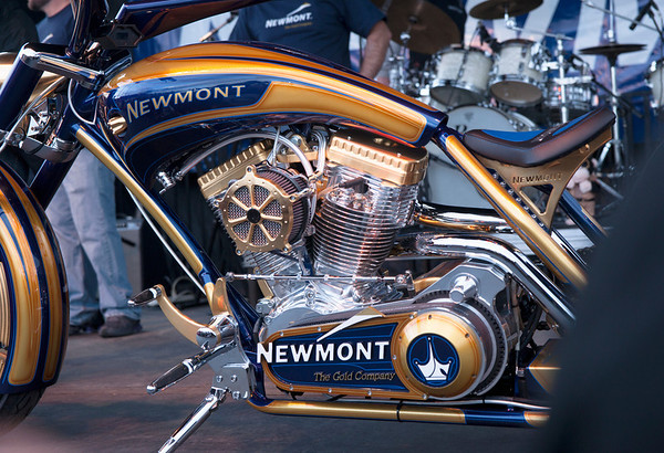 Newmont Chopper