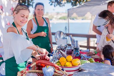 Newport Lobster Fest - Happy Cooking